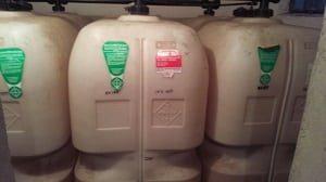 Öltank, Etikieet, Etiketten, Öl, Tank, Heizung, Rohstoff