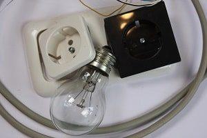 Elektroinstallation, Glühbirne, Elektrotechnik, Elektro