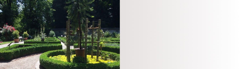 Landschaftsarchitekt Slider, Garten, Grün, Blumen, Busch