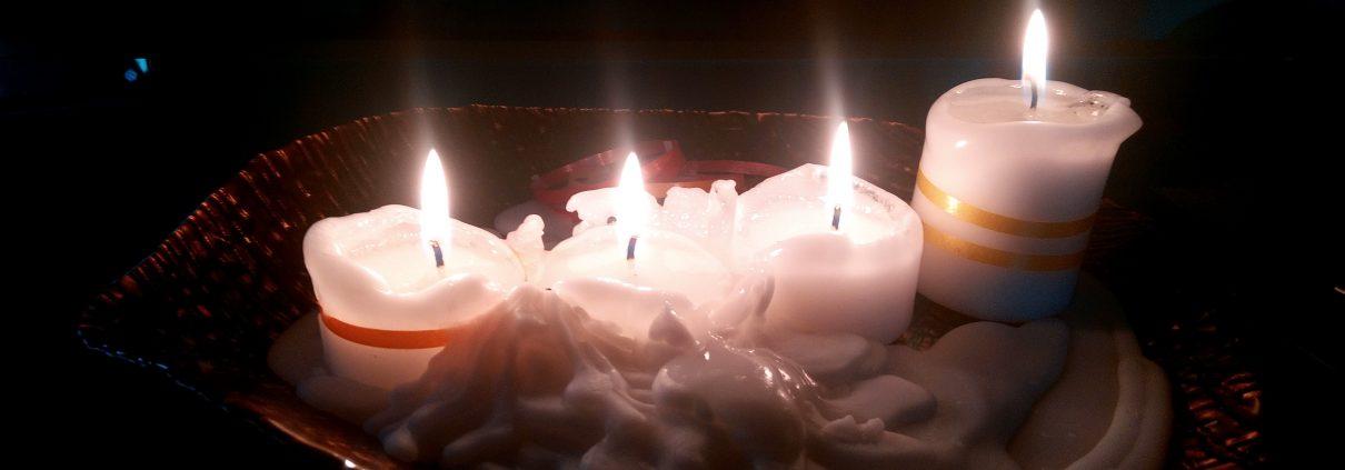 Wohnung, Kerzen, Einrichtung, Lampen, Möbel, Dekoration