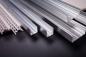 Profil, Stahl, Aluminium, einbau