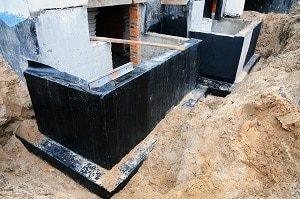 Basis, Gebäude, Keller, Bau