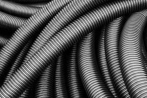 schwarz, Rohrleitung, Bau, Bauwerk